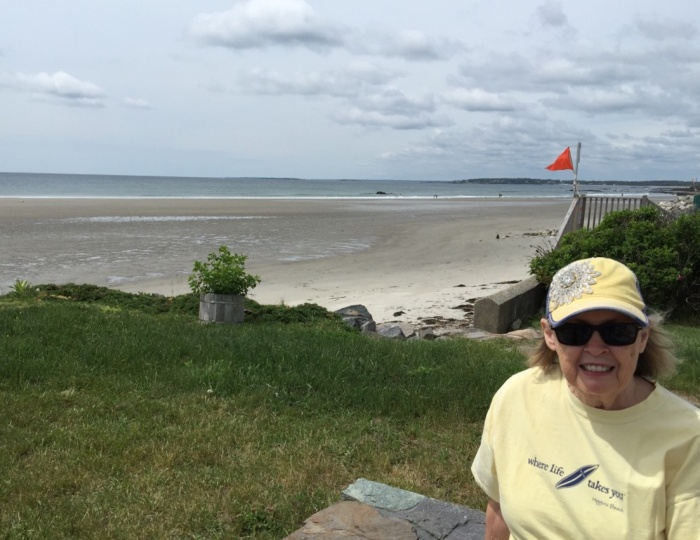 Cottage at Higgins Beach, Maine 2015
