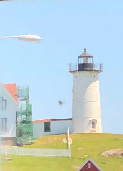 Maine - Nubble Lighthouse at York 2018
