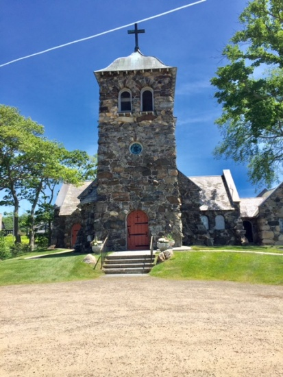 St. Ann's Episcopal Church, Kennebunkport, Maine 2017