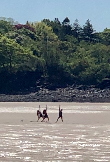 Yoga-on-the-beach-Maine-2019